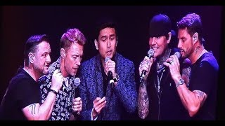 Newest Boyzone Member? Christian Bautista - No Matter What [Boyzone Live in Manila 2018]