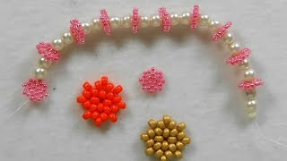 Tiny Beaded Spacers