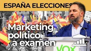 ESPAÑA ¿Quién ha hecho la mejor CAMPAÑA ELECTORAL? - VisualPolitik