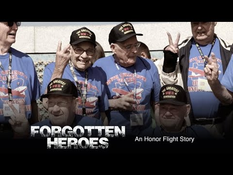 Forgotten Heroes: An Honor Flight Story