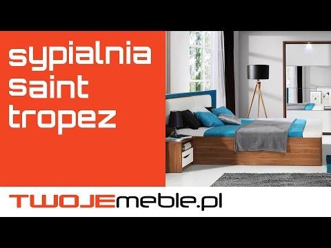 Recenzja Sypialnia Saint Tropez Meble Forte Twojemeblepl