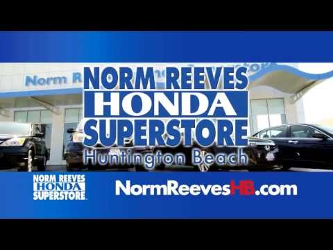 Norm Reeves Honda Huntington Beach - March Really Big Spring Event