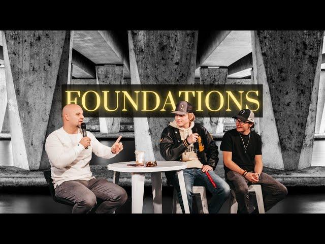Mark Masoner - Foundations