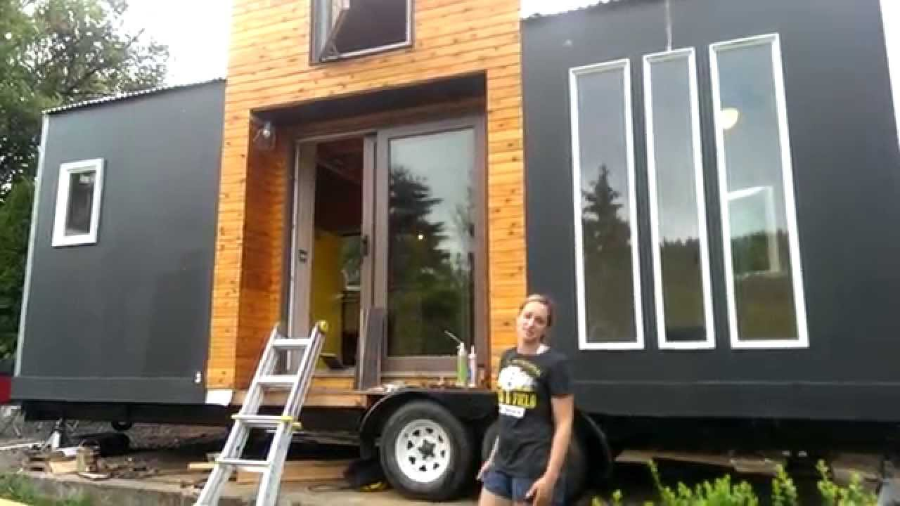 Tiny House Tour Youtube