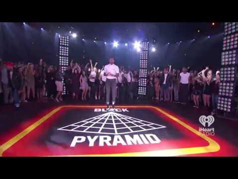 Chris Brown - Dancing Anyway ( iheartradio ) 2016