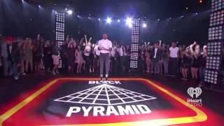 Gambar cover Chris Brown - Dancing Anyway ( iheartradio ) 2016