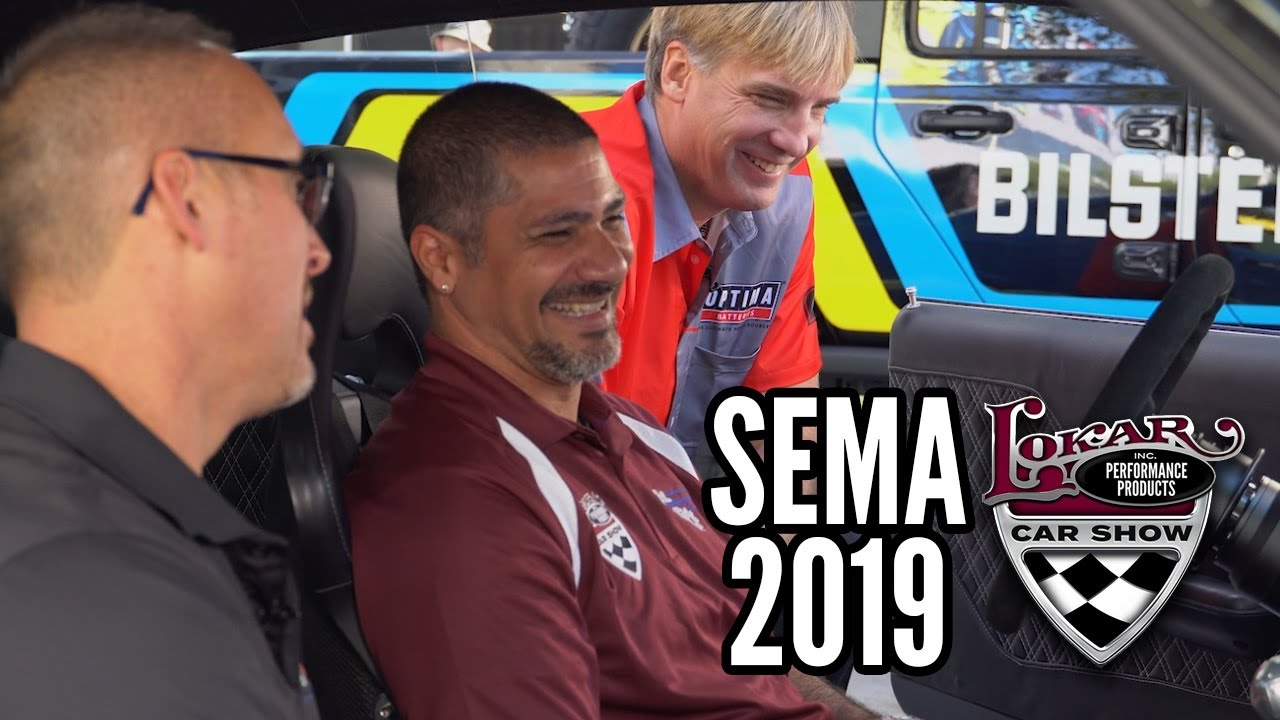 Download Lokar Car Show - Season 5, Episode 1 - SEMA Show 2019 Coverage