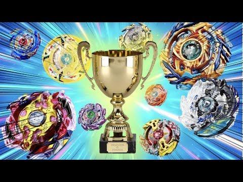 Which God Beyblade Is The Best? | Beyblade God Tournament! | Beyblade Burst Battle