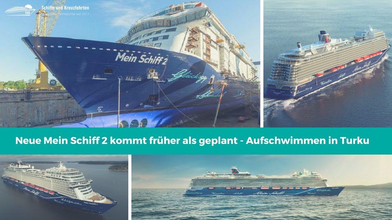 Neue Mein Schiff 2 Kommt Im Februar 2019 Update In Den