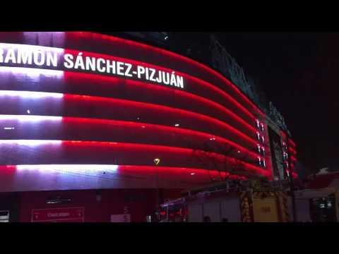 El Ramón Sánchez Pizjuán también canta los goles