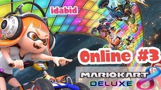 Mario Kart 8 Deluxe | ONLINE de foto finish!! | #3 Nintendo Switch