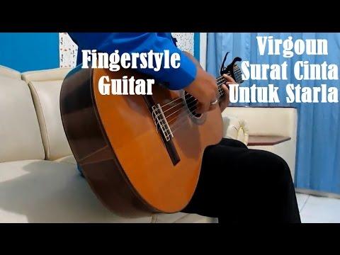 Virgoun Surat Cinta Untuk Starla Fingerstyle Guitar