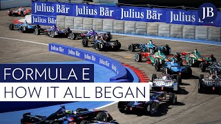 How it all began: the story of Formula E
