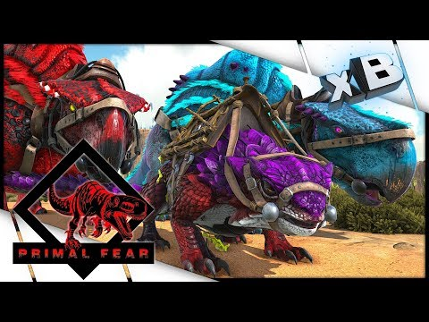 Noxious Thorny Dragon! :: Modded ARK: Scorched Fear :: E02