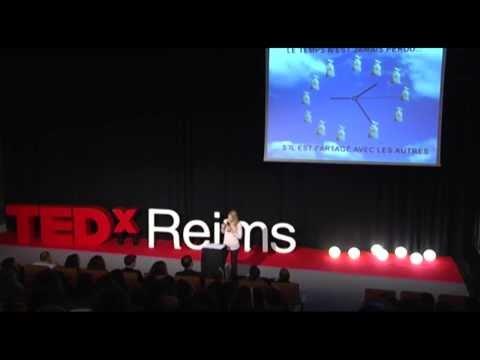 L'argent, c'est du temps: Sandrine Brisset at TEDxReims