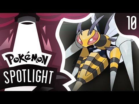 """POKEMON SPOTLIGHT: MEGA BEEDRILL!"" #10 Pokemon Ultra Sun & Moon! UU Showdown Live w/PokeaimMD"