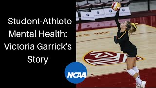 Victoria Garrick's USC Volleyball And Mental Health Story