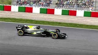 F1 2017 - Japan Season 5 - Race Highlights
