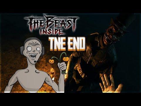 THE BEAST INSIDE [ЗВЕРЬ ВНУТРИ #2, 1440p] - САМАЯ СТРАШНАЯ КОНЦОВКА!