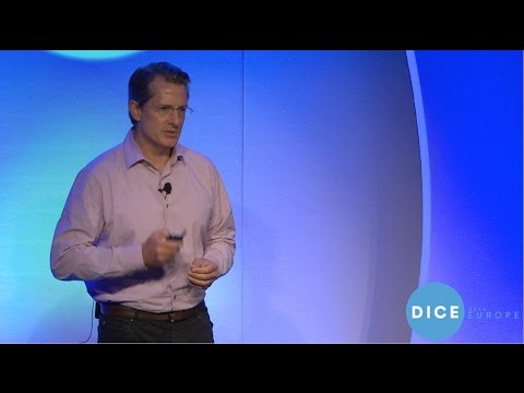 Kabam's Kent Wakeford - Bridging West to East, Managing the Complexities (#DICE2014 Europe)