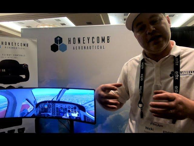 Honeycomb Aeronautical at FSExpo 2019