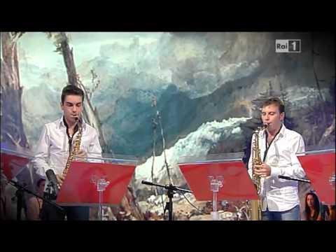 Opera Saxophone Quartet - Conservatorio Luisa D'Annunzio Pescara