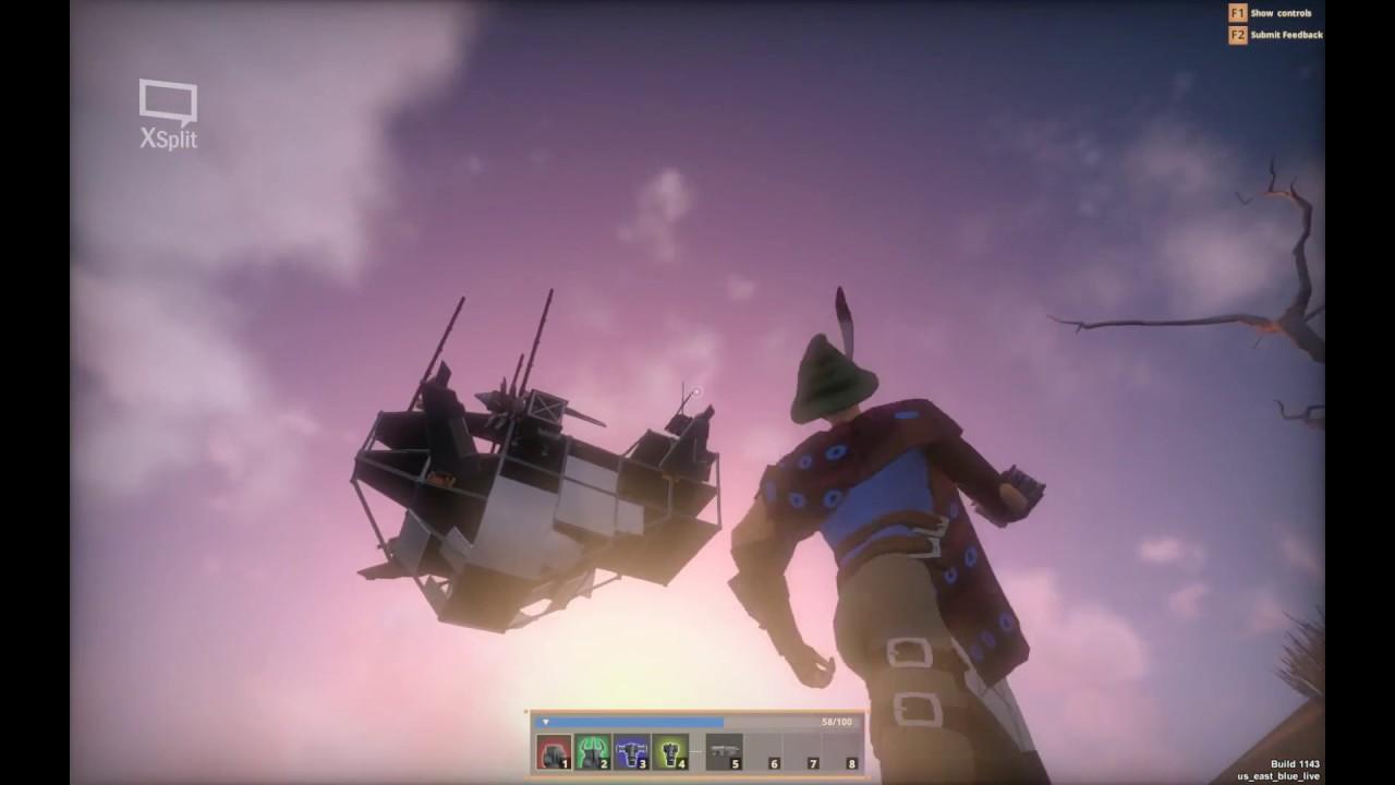 how to delete worlds adrift alpha