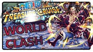 WORLD CLASH VS LUFFY/SABO/JIMBEI - One Piece Treasure Cruise [Deutsch]