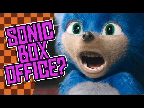 Sonic the Hedgehog Box Office, Review Embargo and Merch FAILS!