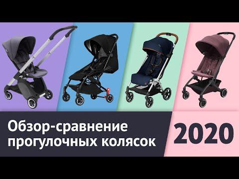 ТОП прогулочных колясок 2020. Рейтинг лучших компактных колясок