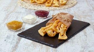 Картофельный хворост - Рецепты от Со Вкусом