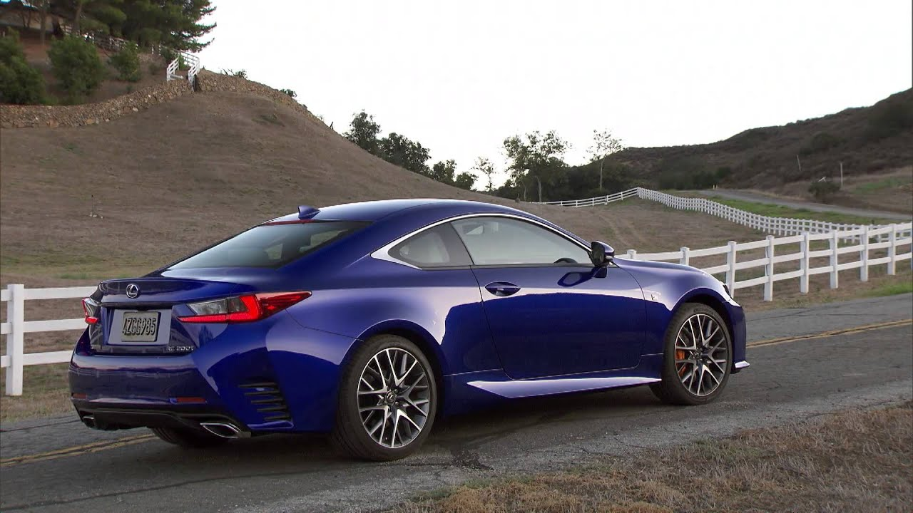 2016 lexus rc 200t f sport youtube. Black Bedroom Furniture Sets. Home Design Ideas