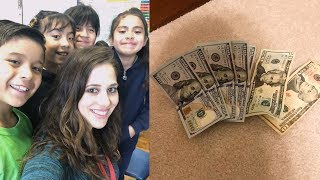 Plane Passengers Donate $500 To Help Teacher Buy Supplies For Students
