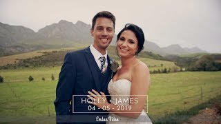 Holly + James   -  Emdon Video  -  Joubertsdal