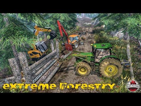 15 episodio della serie Extreme Forestry Farming Simulator 15