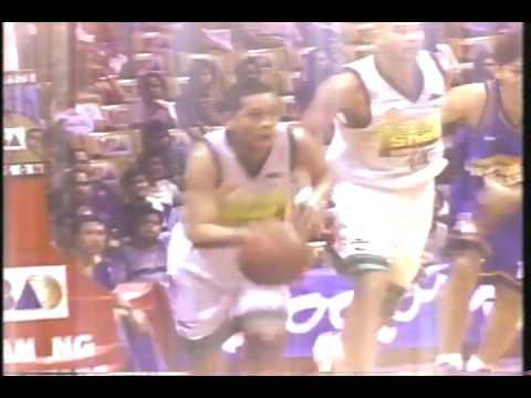 1998 PBA Centennial Cup Final