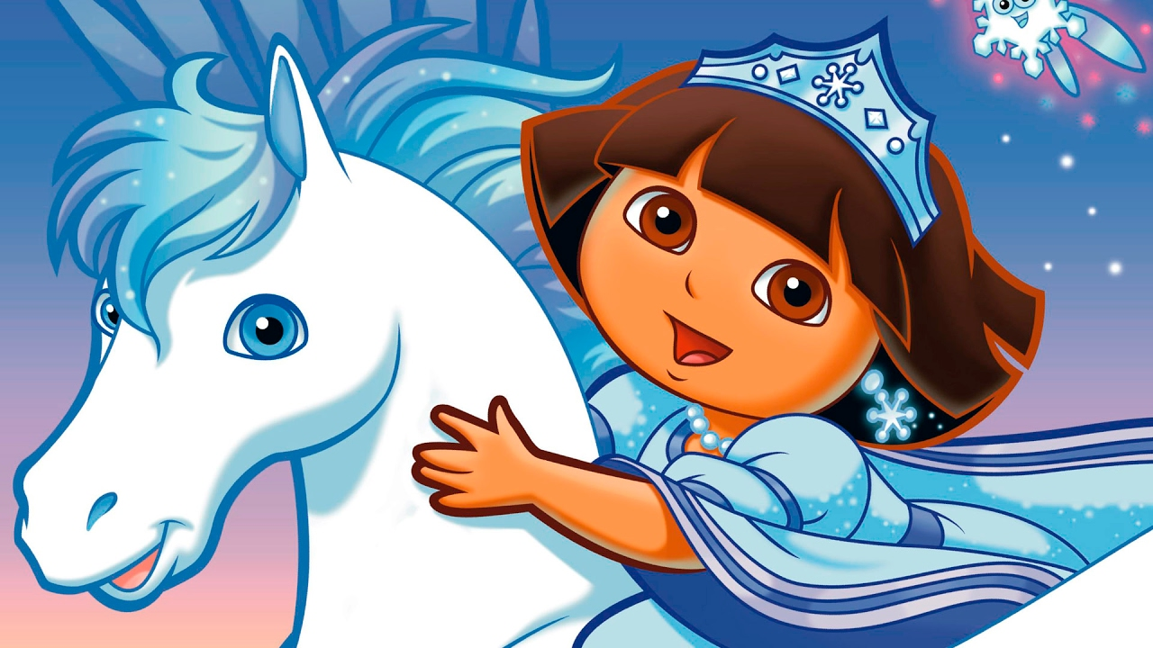 Dora Saves the Snow Princess Games - Dora Games - Kids ...