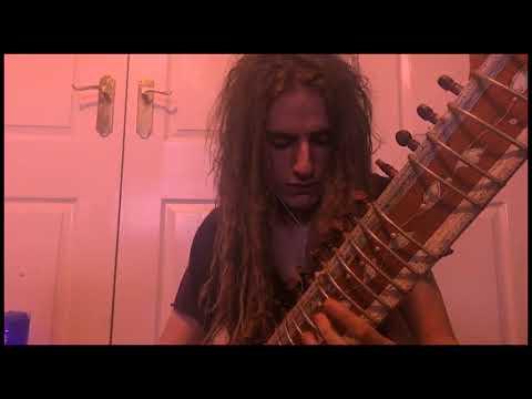 Electric Sitar Improvisation