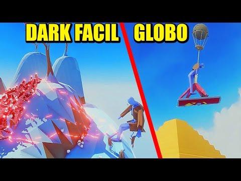 NUEVO GLOBO LETAL, DARK PEASENT DERROTADO FÁCIL | Gameplay Español