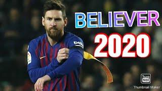 Gambar cover MESSI 2020 BELIEVER