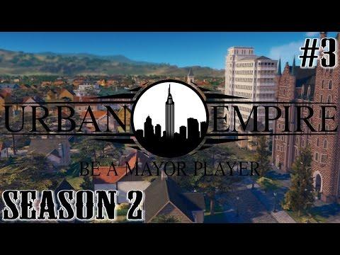 URBAN EMPIRE GAMEPLAY - A 4th district! S2E3