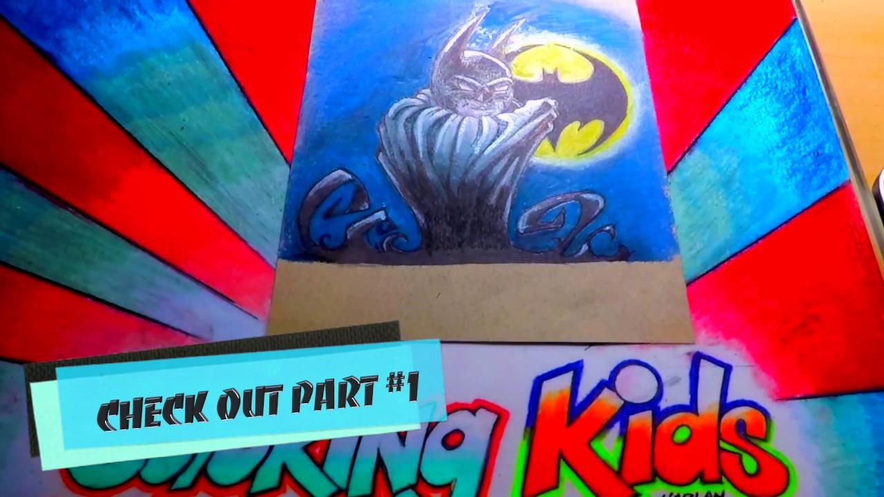 Hoe U Kleurenafdrukken Batman Kleurplaten Voor Kinderen Leren Met Dc