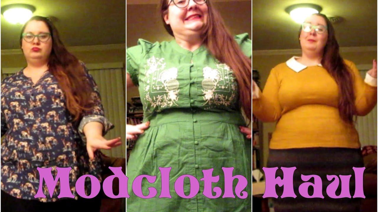 3c733985869 Modcloth Plus Size Try On Haul! Pants