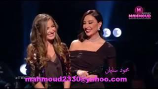 يمان الحاج .. العرض الثالث. فريق محمد حماقى