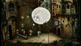 Machinarium PC Games Trailer - Debut Trailer