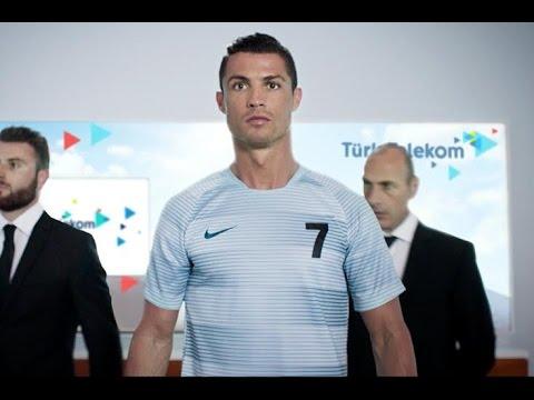 Türk Telekom Ronaldo Reklamı - Hızın Yeni Adı GİGA 4.5G