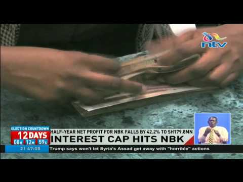 Half-year net profit for National bank falls by 42.2% to sh179.8M