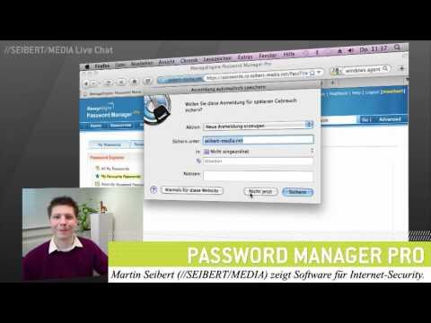 PasswordManager Pro Live-Session