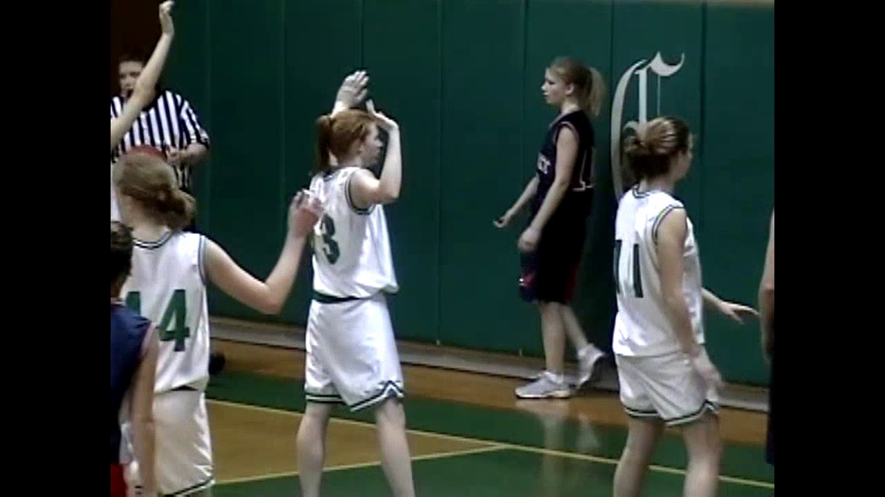 Chazy - Westport JV Girls  1-31-05