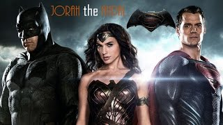 Batman v Superman - Trinity Medley